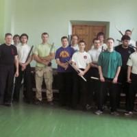 Kali seminaro dalyviai (daugiau nuotraukų mūsų foto galerijoje)